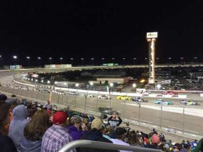 Texas Motor Speedway, section: Pit Side Lower 422, row: 25, seat: 1