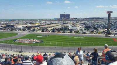 Texas Motor Speedway, section: 115, row: 43, seat: 16