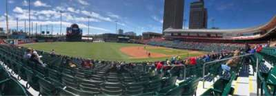 Coca-Cola Field, section: 117, row: T, seat: 4