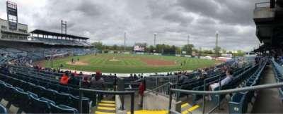 NBT Bank Stadium, section: 206, row: 6, seat: 1