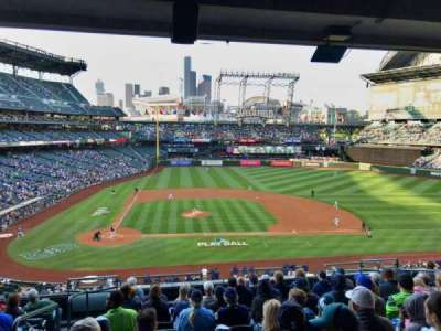 Safeco Field, section: 224, row: 11, seat: 7
