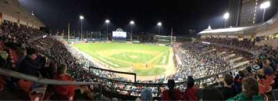 Coca-Cola Field, section: 203, row: C, seat: 14
