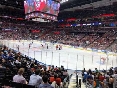 BB&T Center, section: 114, row: 16, seat: 1