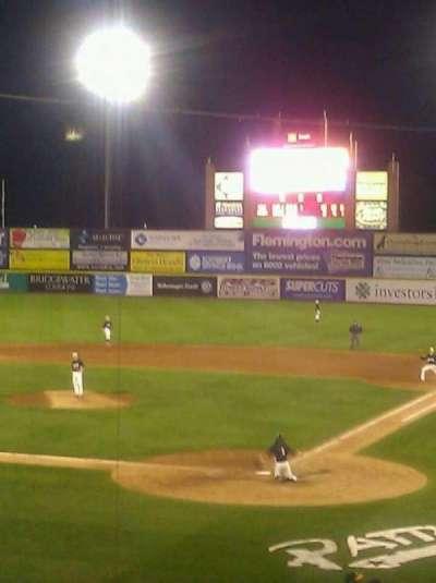 TD Bank Ballpark, section: 204, row: F, seat: 2