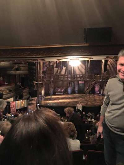 Richard Rodgers Theatre, section: Orchestra, row: T, seat: 7