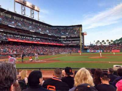 AT&T Park section 109