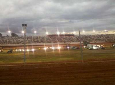Dirt Track At Charlotte