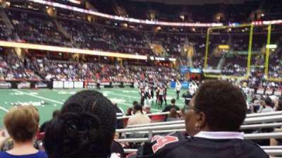 Quicken Loans Arena, section: 124, row: 9, seat: 14