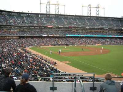 AT&T Park section 151