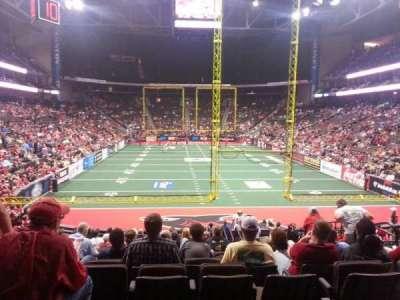 Jacksonville Veterans Memorial Arena, section: 120, row: S, seat: 14