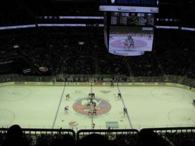 Barclays Center, section: 226, row: 6