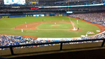 Rogers Centre, section: 227L, row: 3, seat: 106