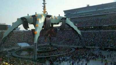Spartan Stadium, section: 6