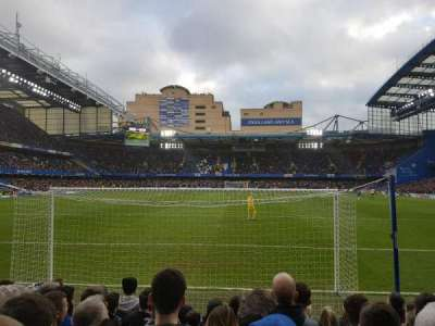 Stamford Bridge, section: Matthew Harding Lower, row: H, seat: 78
