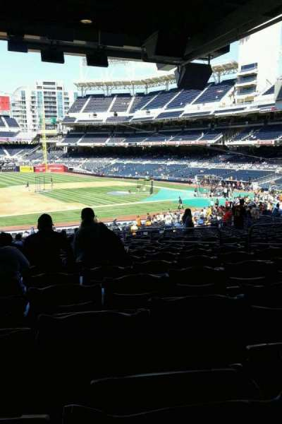 PETCO Park, section: 114, row: 42, seat: 7