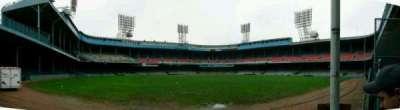 Old Tiger Stadium, section: Lower Bleacher