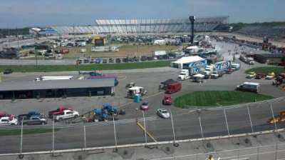 Dover International Speedway, section: 134, row: 25