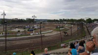 Grandview Speedway, section: Turn 4