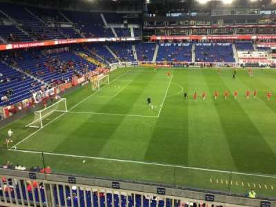 Red Bull Arena, section: 228, row: 5, seat: 16
