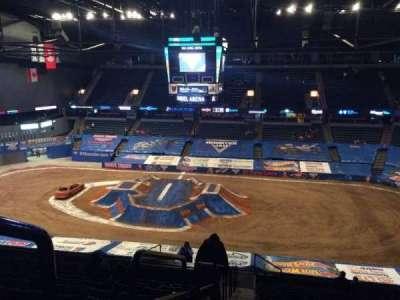 Van Andel Arena, section: 207, row: Q, seat: 24