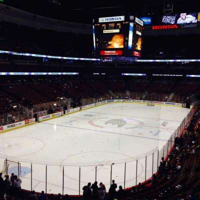 Honda Center, section: 325, row: B, seat: 1,2