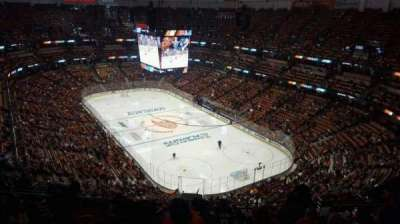 Honda Center, section: 426, row: R, seat: 8