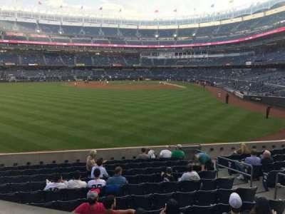 Yankee Stadium, section: 235, row: 2, seat: 1
