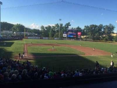 Jimmy John's Field, section: 102, row: 14, seat: 9