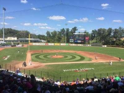 Jimmy John's Field, section: 102, row: 14, seat: 5