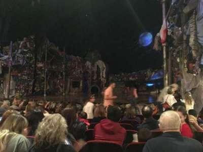 Neil Simon Theatre, section: Orchestra, row: J, seat: 14