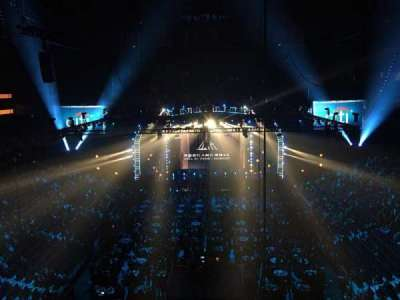 Barclays Center, section: 215, row: 5, seat: 26
