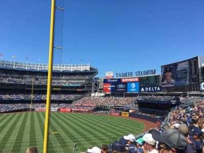 Yankee Stadium, section: 208, row: 7, seat: 13