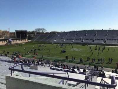 Ryan Field, section: 127, row: 48, seat: 27