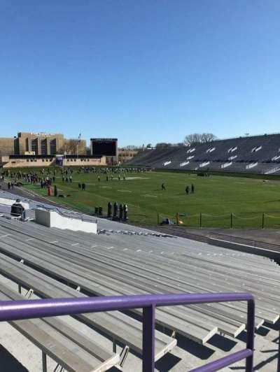 Ryan Field, section: 122, row: 28, seat: 10