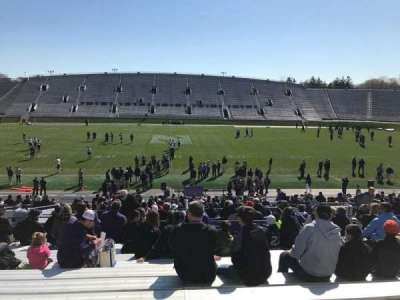 Ryan Field, section: 129, row: 35, seat: 15