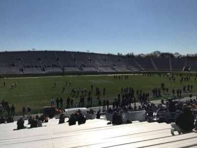 Ryan Field, section: 132, row: 33, seat: 15