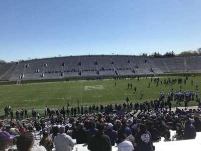 Ryan Field, section: 129, row: 38, seat: 22