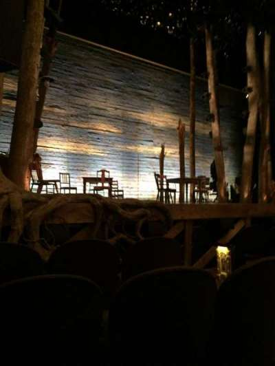 Gerald Schoenfeld Theatre, section: Orch, row: D, seat: 7