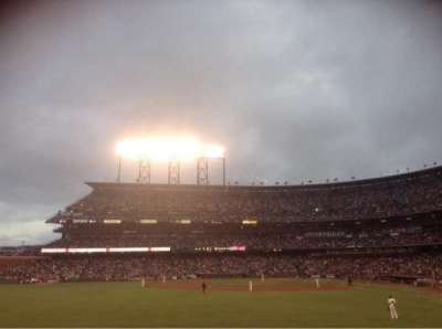 AT&T Park, section: 138, row: 10, seat: 17-18