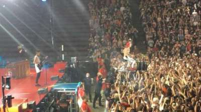 US Bank Arena, section: 126, row: J, seat: 13