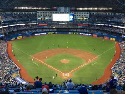 Rogers Centre, section: 524BR, row: 20, seat: 5