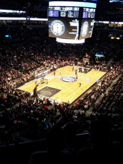 Barclays Center, section: 226, row: 4, seat: 5