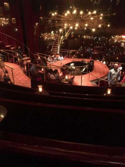 Imperial Theatre, section: Right Banquette, row: BF, seat: 1