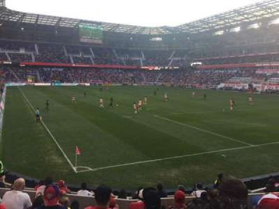 Red Bull Arena, section: 121, row: 10, seat: 12