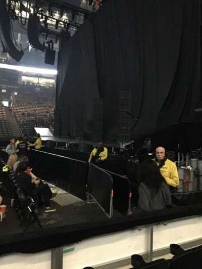 Air Canada Centre, section: 118, row: 3, seat: 8