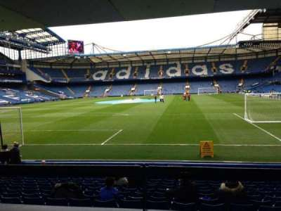 Stamford Bridge, section: The Shed End lower, row: 15, seat: 79
