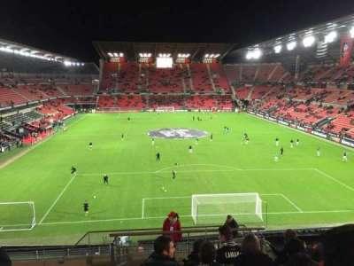 Roazhon Park, section: Ville De Rennes, row: Y, seat: 44-6