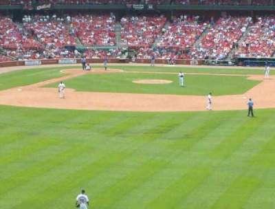 Busch Stadium, section: 507, row: 33, seat: 10