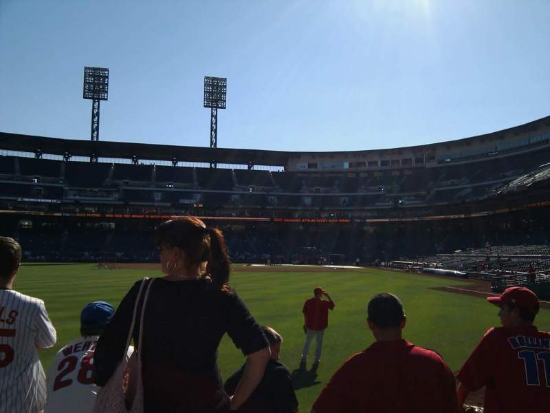 Seating view for PNC Park Section 235 Row c Seat 9