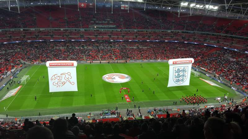 Wembley Stadium, section: 502, row: 26, seat: 39